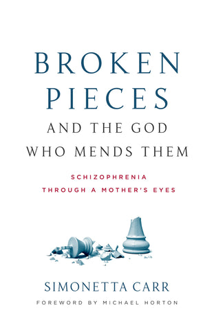 Broken Pieces and the God Who Mends Them:  Schizophrenia Through a Mother's Eyes PB