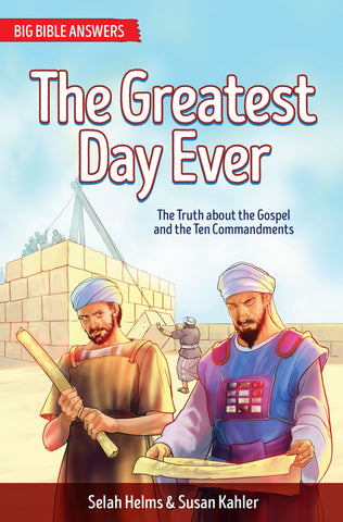 The Greatest Day Ever:  The Story of Zerubbabel