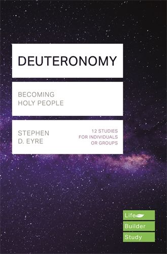 Deuteronomy:  Becoming Holy People
