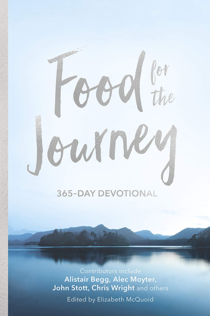 Food for the Journey:  365 Day Devotional HB