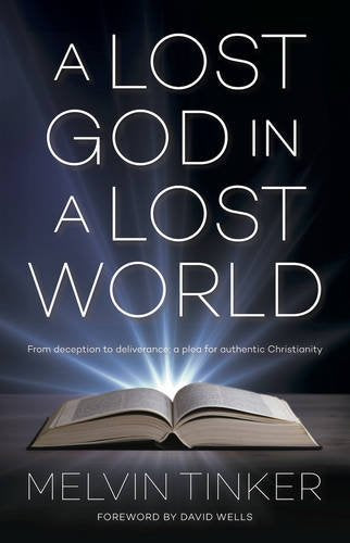A Lost God in a Lost World:  From Deception to Deliverance : a Plea for Authentic Christianity PB
