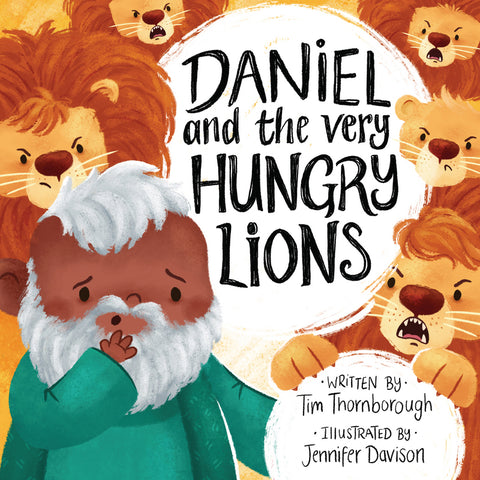 Daniel and the Very Hungry Lions HB