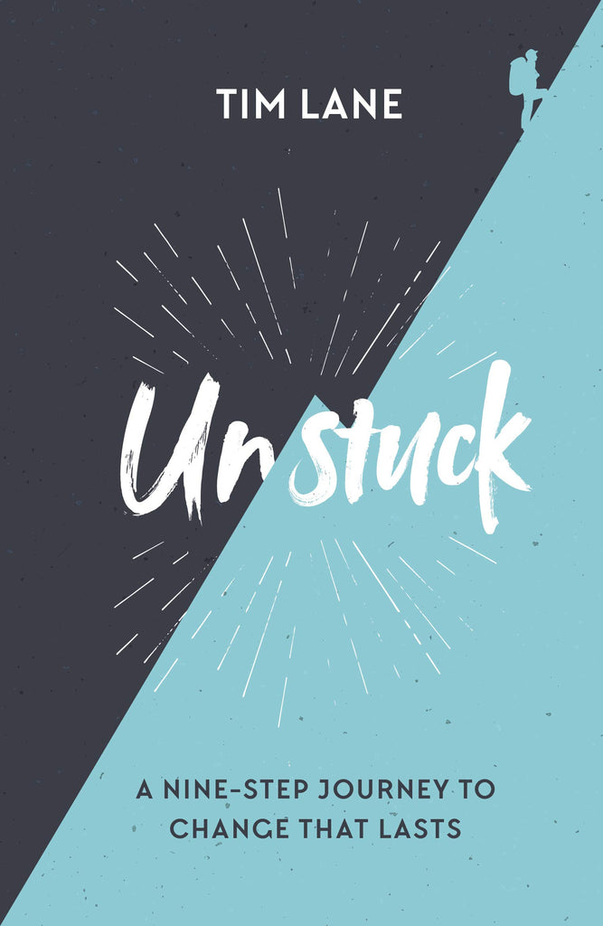 Unstuck:  A Nine-Step Journey to Change That Lasts PB