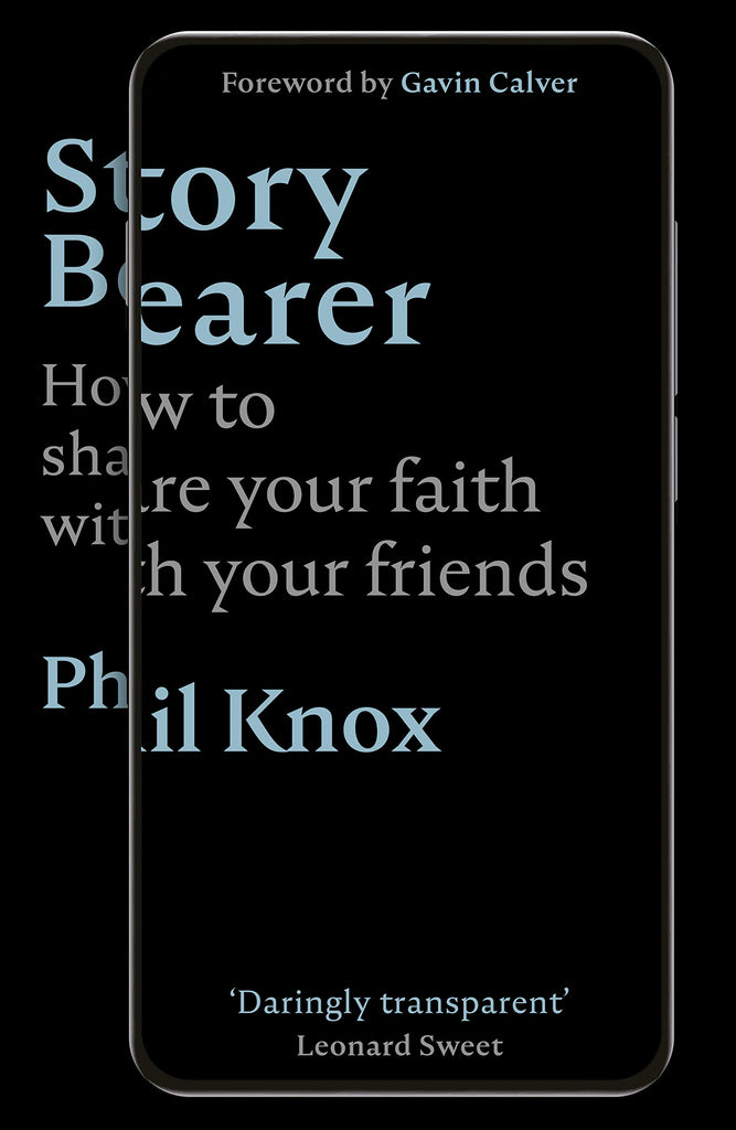 Story Bearer:  How to share your faith with your friends PB