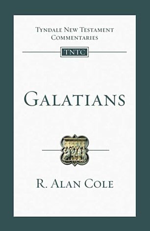 Galatians:  An Introduction and Commentary