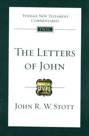 The Letters of John:  An Introduction and Commentary