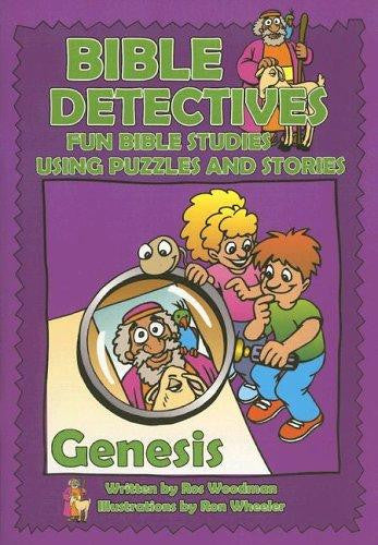 Genesis: Fun Bible Studies Using Puzzles & Stories