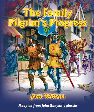 The Family Pilgrims Progress HB