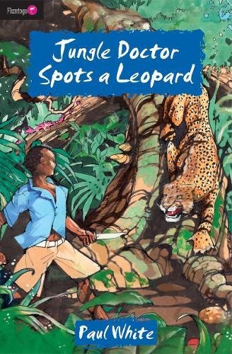 #3 Jungle Doctor Spots a Leopard PB