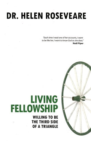 Living Fellowship:  Willing to be the Third Side of the Triangle