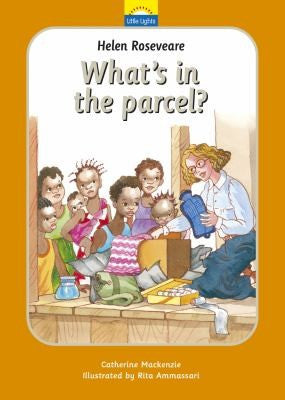 Little Lights #5 Helen Roseveare:  What's in the Parcel? HB