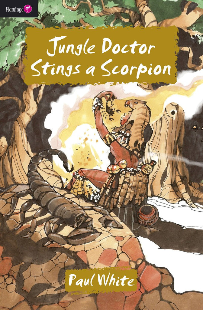 #11 Jungle Doctor Stings a Scorpion PB