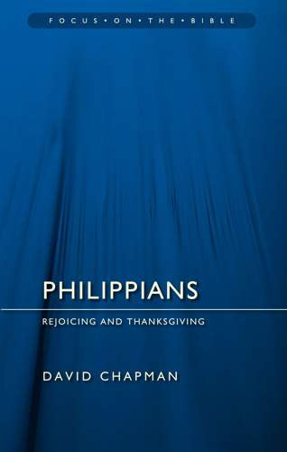Philippians FOB:  Rejoicing and Thanksgiving