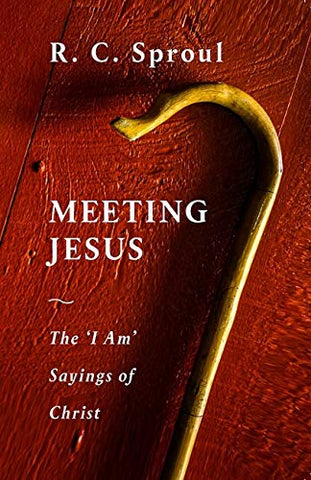 Meeting Jesus: The 'I Am' Sayings of Christ PB