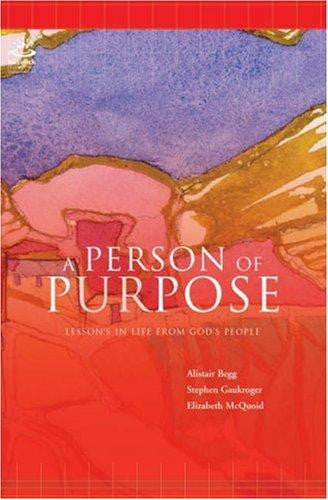A Person of Purpose