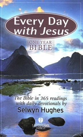 Every Day with Jesus One Year Bible