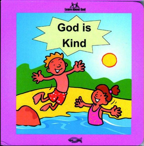 God is Kind HB