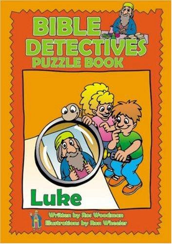 Bible Detectives Luke: Luke