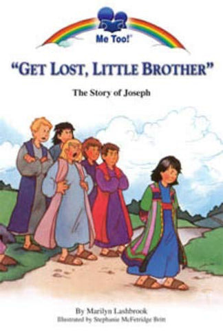 Me Too!: Get Lost Little Brother