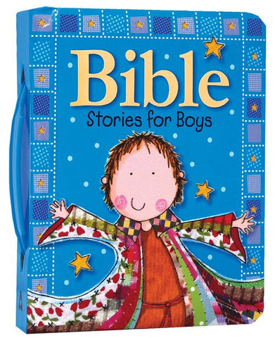 Bible Stories for Boys:  Board Book Bible Stories for Boys