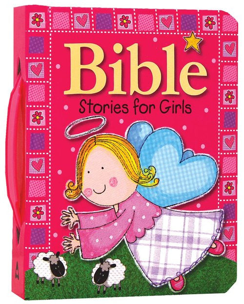 Bible Stories for Girls:  Board Book Bible Stories for Girls