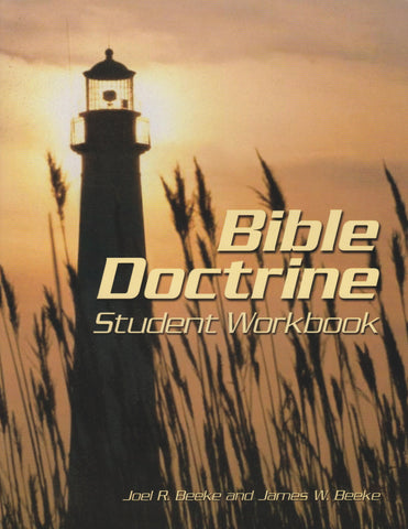 Bible Doctrine Student Workbook PB