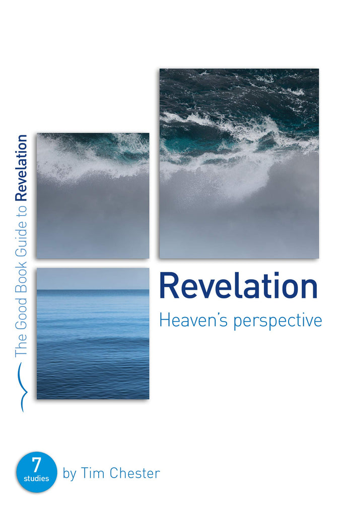 Revelation: Heaven's Perspective: 7 Studies for Individuals Or Groups PB