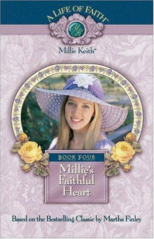 Millie's Faithful Heart, Book 4 HB