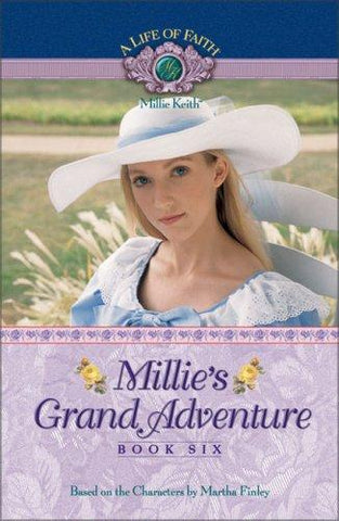 Millie's Grand Adventure Book 6 PB