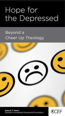 "Hope For The Depressed Beyond a """"Cheer-Up"""" Theology PB"