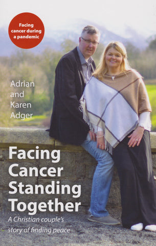 Facing Cancer Standing Together PB £5.00 each or 3 copies for £10.00