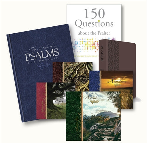 The Book of Psalms for Worship Starter Kit