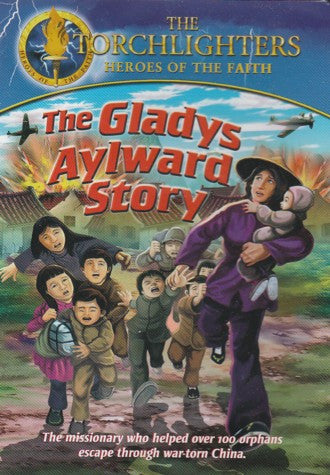 Torchlighters The Gladys Aylward Story DVD