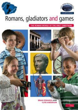 Footsteps of the Past: Romans, gladiatord and games  New Testament