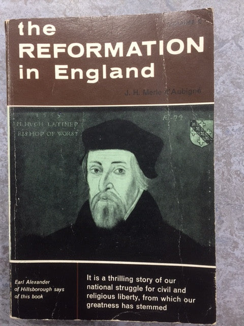 The Reformation in England Volume 2
