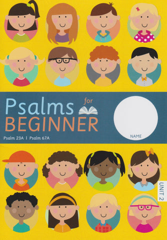 Psalms For Beginner Unit 2