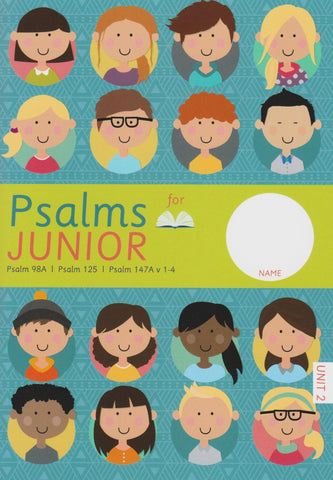 Psalms For Junior Unit 2