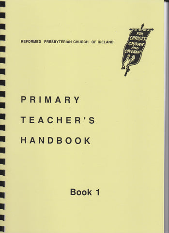 Primary Teacher's Handbook Unit 1