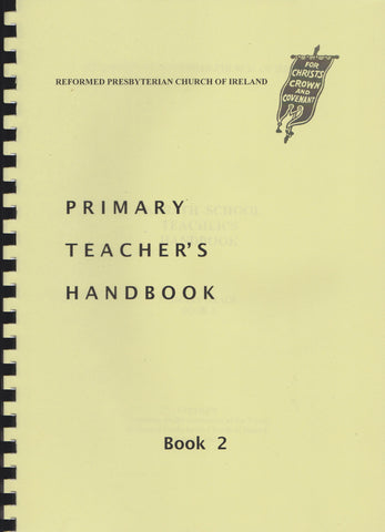 Primary Teacher's Handbook Unit 2