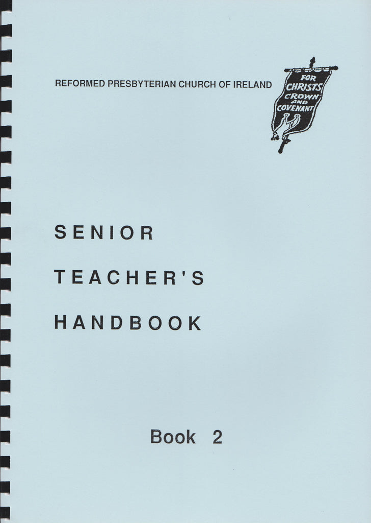Senior Teacher's Handbook Unit 2