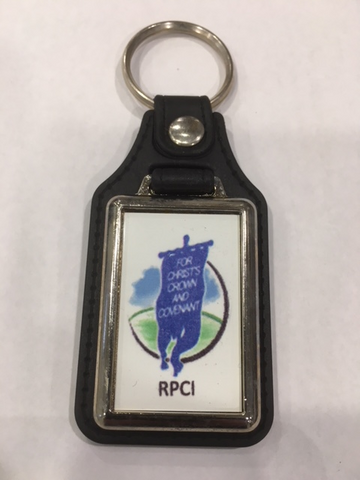 Reformed Presbyterian Church of Ireland Rectangular Key Ring