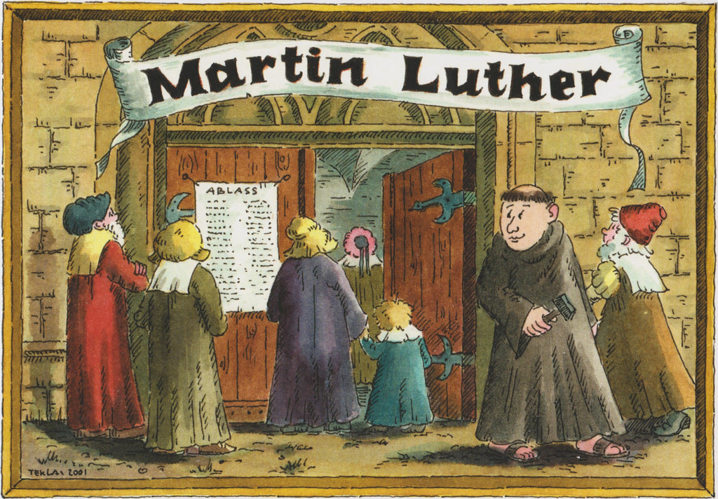 Martin Luther: His Life and Work Part 1