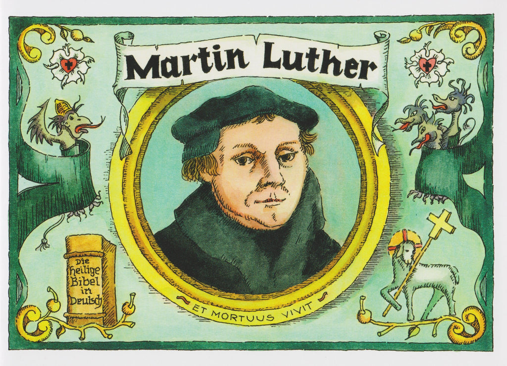 Martin Luther: His Life and Work Part 2