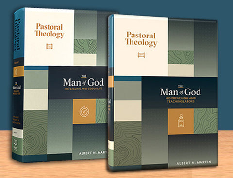 Pastoral Theology: The Man of God (Two Volume Set) HB IN STOCK NOW