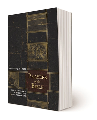 Prayers of the Bible: 366 Devotionals to Encourage Your Prayer Life PB