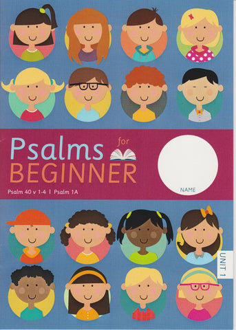Psalms for Beginner Unit 1