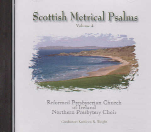Scottish Metrical Psalms Volume 4
