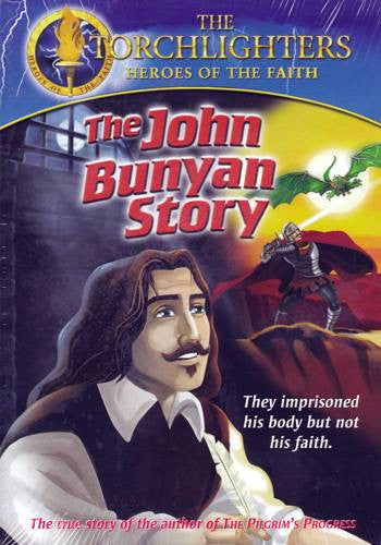 Torchlighters The John Bunyan Story DVD