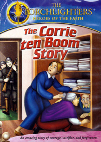 Torchlighters The Corrie ten Boom Story DVD