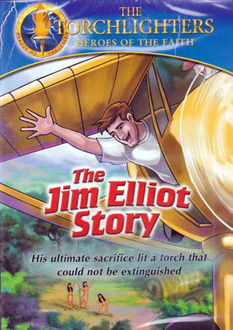 Torchlighters The Jim Elliot Story DVD